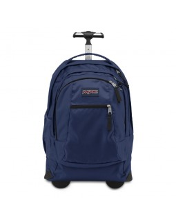 JanSport Driver 8 Rolling Backpack Navy