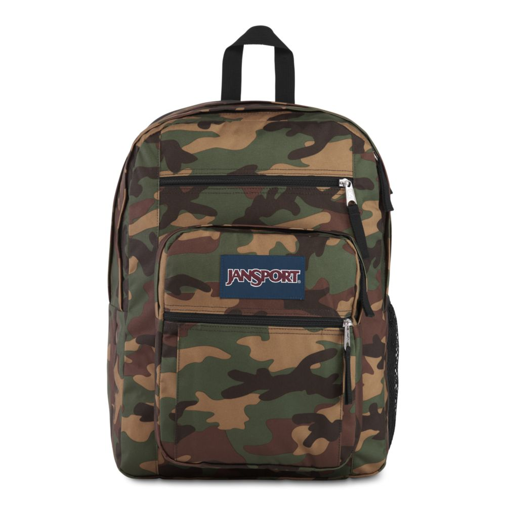 JanSport Big Student Backpack Surplus Camo
