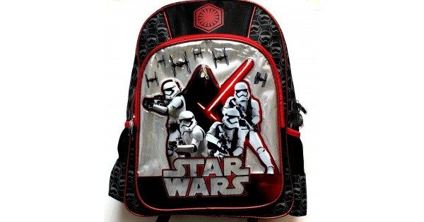 693679494a16 Star Wars Kids School Backpack 15.5