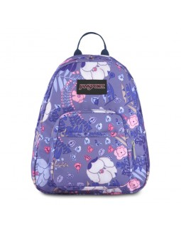 JanSport Half Pint Mini Backpack Blue Liana Vins