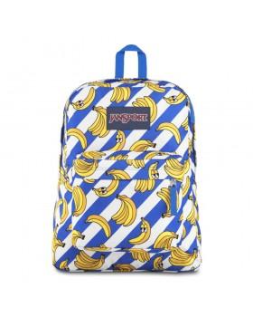 JanSport Superbreak Backpack Bananarama