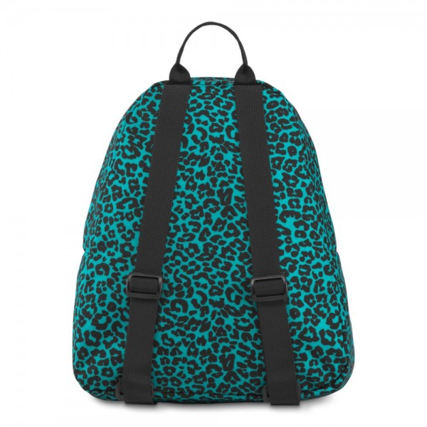 JanSport Half Pint Mini Backpack Peacock Blue