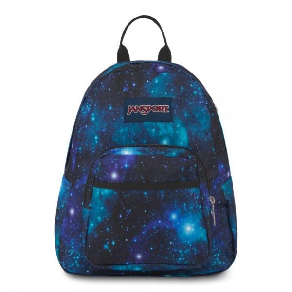 JanSport Half Pint Mini Backpack Galaxy
