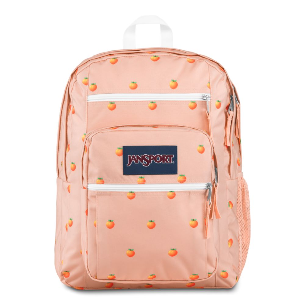 JanSport Big Student Backpack Peachy Keen