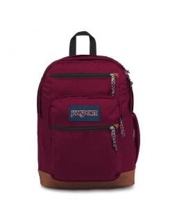 JanSport Cool Student Backpack Russet Red