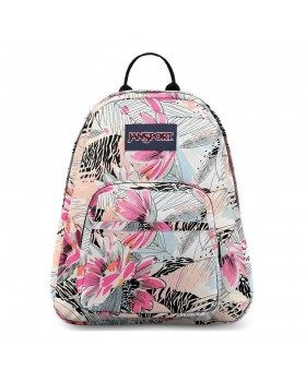 JanSport Half Pint Mini Backpack Agave Zebra