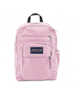 JanSport Big Student Backpack Pink Mist
