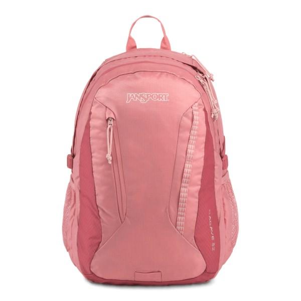 JanSport Women's Agave Daypack Mauve Glow/Slate Rose
