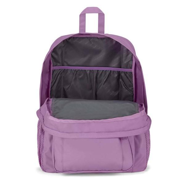 JanSport Union Pack Backpack Purple Orchid