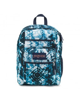 JanSport Big Student Backpack Indigo Shibori