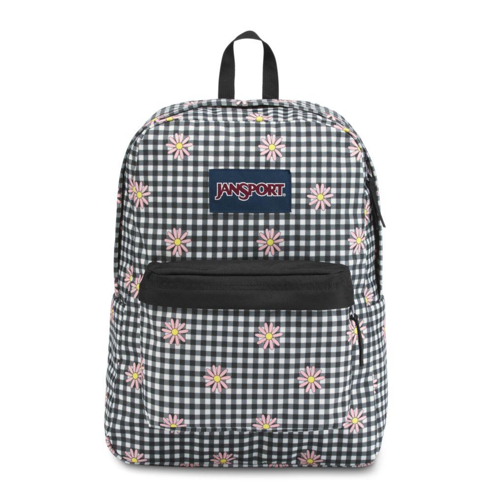 Jansport Superbreak Backpack School Bag - Math Action