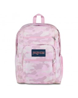 JanSport Big Student Backpack Cotton Candy