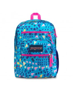 JanSport Big Student Backpack Tumbled Treasures