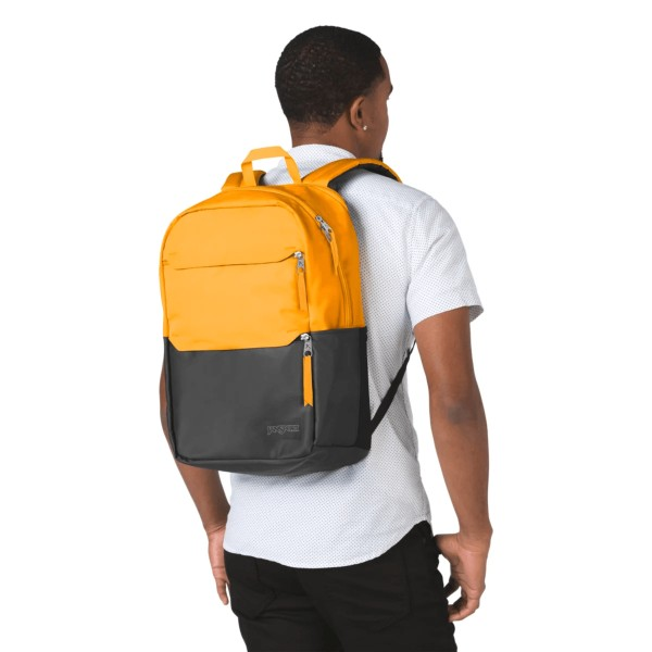 JanSport Ripley Backpack Spectra Yellow
