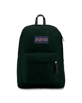 JanSport Superbreak Backpack Pine Grove Green
