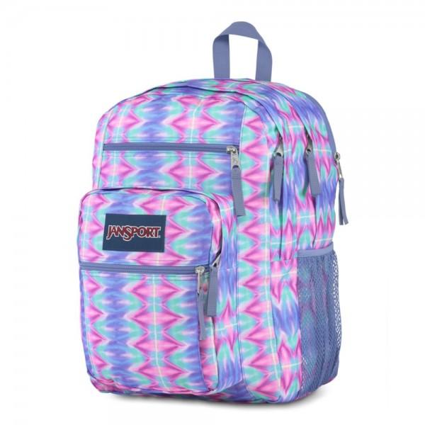 JanSport Big Student Backpack Horizon Tie Dye