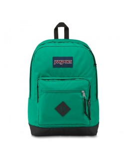 JanSport City Scout Backpack Varsity Green
