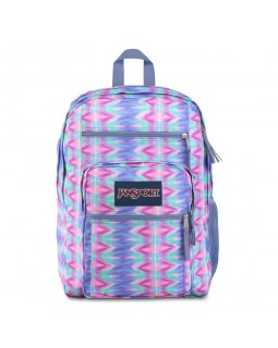 JanSport Big Student Backpack Horizon Tie Dye