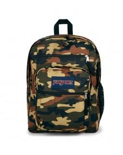 JanSport Big Student Backpack Buckshot Camo