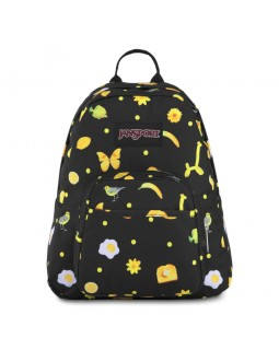 JanSport Half Pint Mini Backpack Hello Yellow