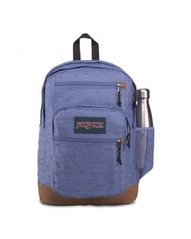 JanSport Cool Student Backpack Bleached Denim Plain Weave