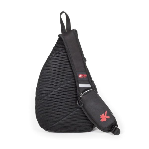 KGB Sport Travel Bag Boarding Sling Bag Black