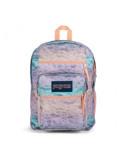 JanSport Big Student Backpack Cotton Candy Clouds