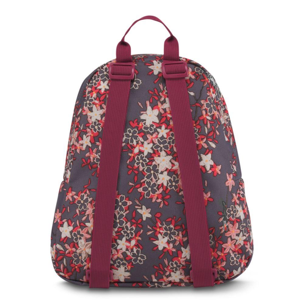 JanSport Half Pint Mini Backpack Folk Floral • Daypacks • Handbags Vogue b90d9cd24a9aa