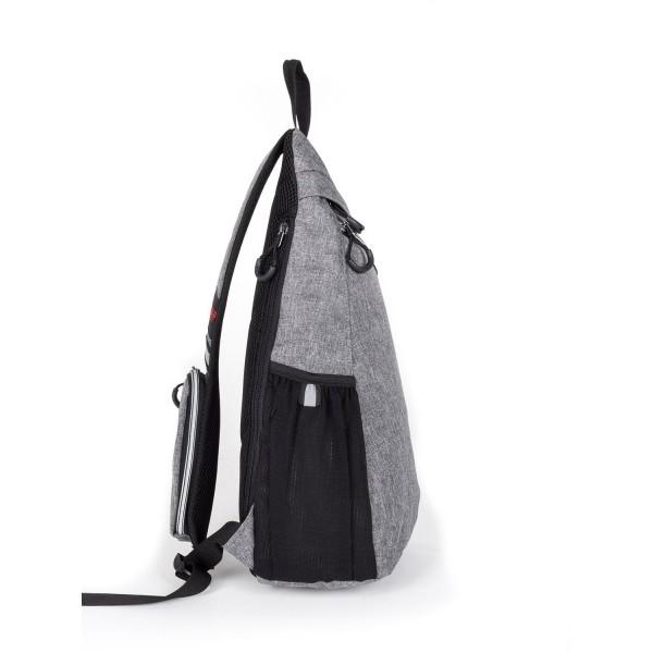 KGB Sport Travel Bag Boarding Sling Bag Grey