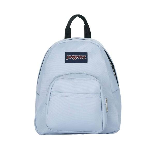 JanSport Half Pint Mini Backpack Blue Dusk