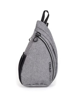 KGB Sport Travel Bag Boarding Sling Bag Grey