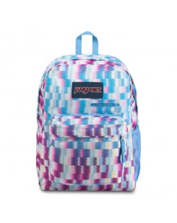 JanSport Digibreak Laptop Jagged Plaid