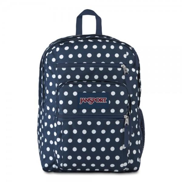 JanSport Big Student Backpack Dark Denim
