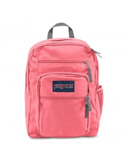 JanSport Big Student Backpack Strawberry Pink