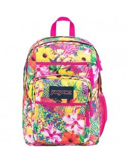 JanSport Big Student Backpack Tropical Mania