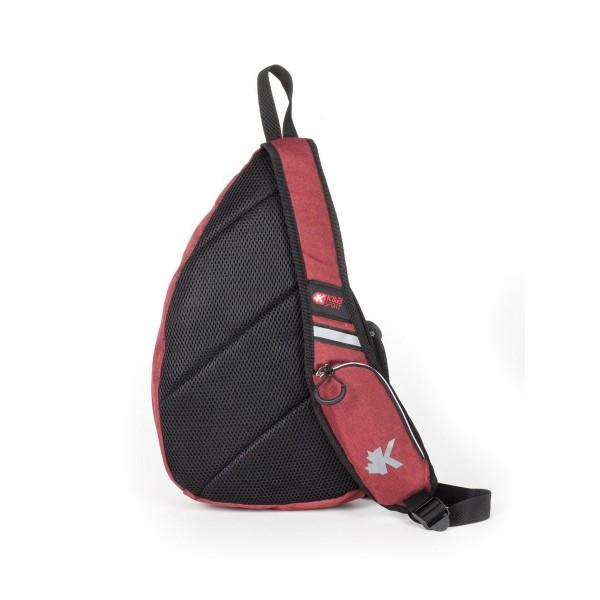 KGB Sport Travel Bag Boarding Sling Bag Red