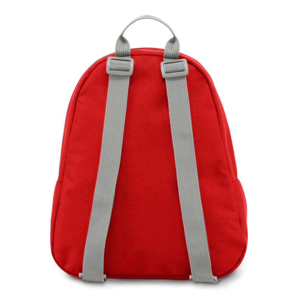 JanSport Half Pint Mini Backpack Red Tape • Daypacks • Handbags Vogue 5aa9337ebe298