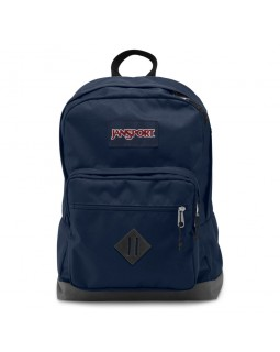 JanSport City Scout Backpack Navy