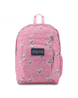JanSport Big Student Backpack Fierce Frenchies
