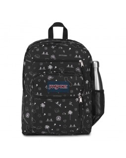 JanSport Big Student Backpack California Icons