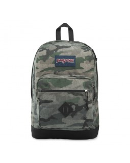 JanSport City View Remix Backpack Camo Ombre