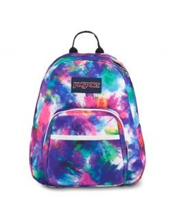 JanSport Half Pint Mini Backpack Tie Dye Bomb