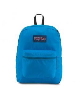 JanSport Exposed Backpack Neon Blue