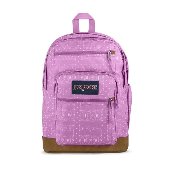 JanSport Cool Student Backpack Quilted Concho