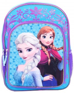 Disney Frozen Anna Elsa School Backpack 16'' Full Size