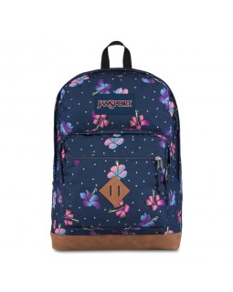 JanSport City View Backpack Gradient Hibiscus