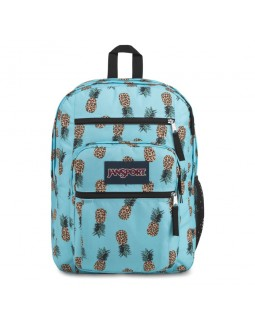 JanSport Big Student Backpack Leopard Pineapples