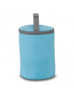 JanSport Collapsible Cooler Lunch Bag Blue Topaz