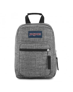 JanSport Lunch Bag Big Break Grey Heathered 600D