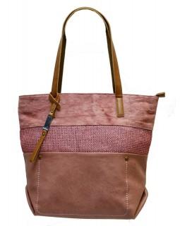 KGB Shoulder Handbag Sheila Pink